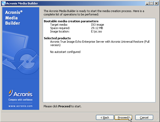 Restoring To Dissimilar Hardware With Acronis True Image