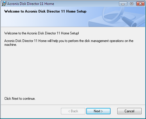 acronis disk director 11 home free download