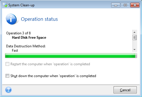 how to clear up space on startup disk