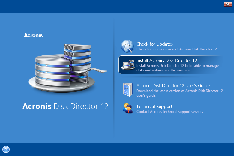 Download the latest version of acronis disk director free in.