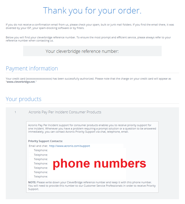 find telephone numbers using mail address