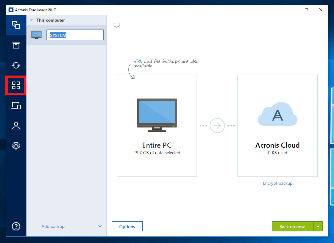 Acronis True Image 2016 19.0 Build 6569 + Bootable ISO ...
