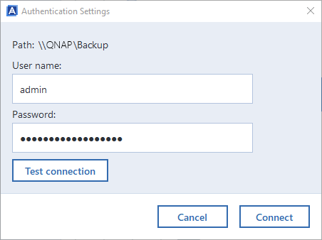 Acronis True Image 2018: how to back up your computer or