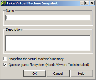 Acronis product fails to back up a VMware virtual machine