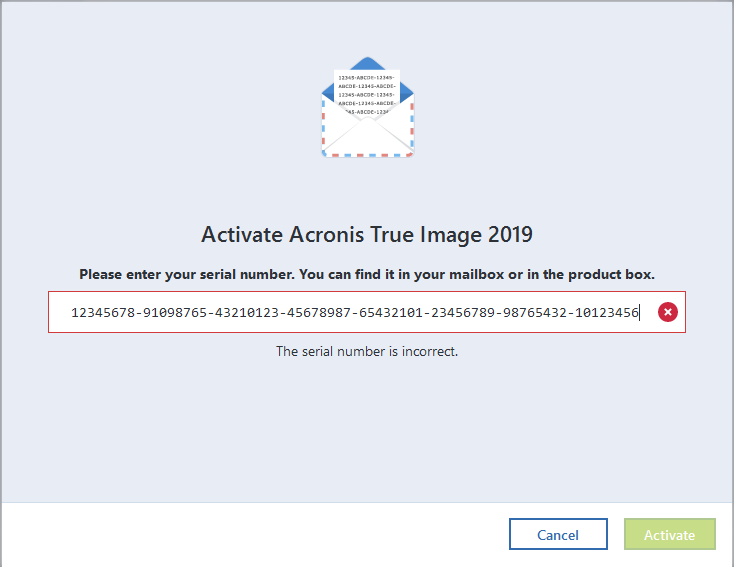 Acronis True Image 11 Home Cheap License