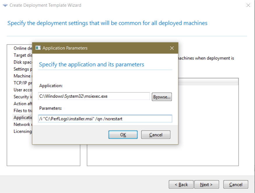 Acronis Snap Deploy 5: Installing software post-deployment