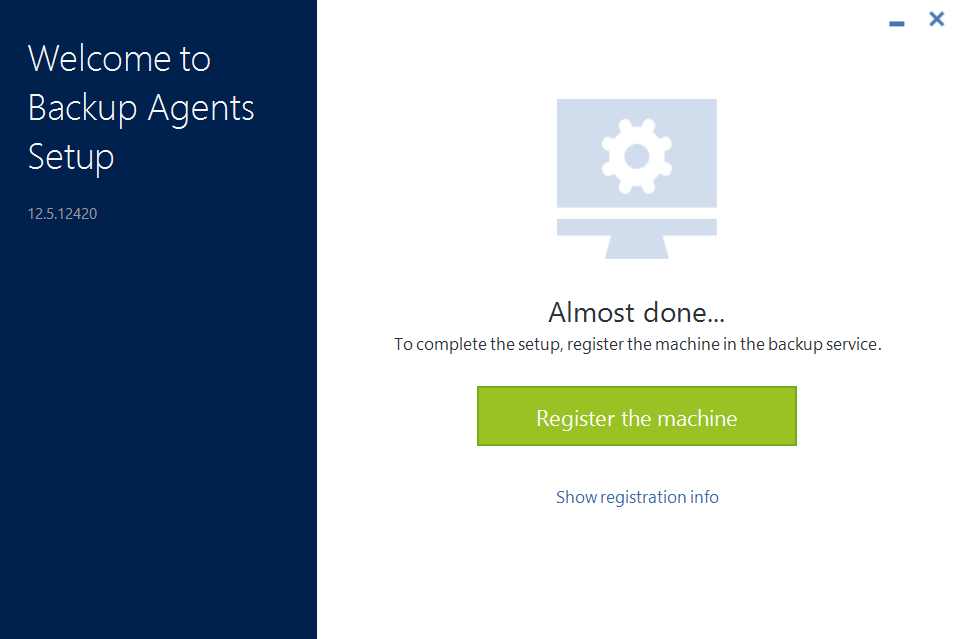 Acronis Backup Cloud / Acronis Backup Service: Installing Agents