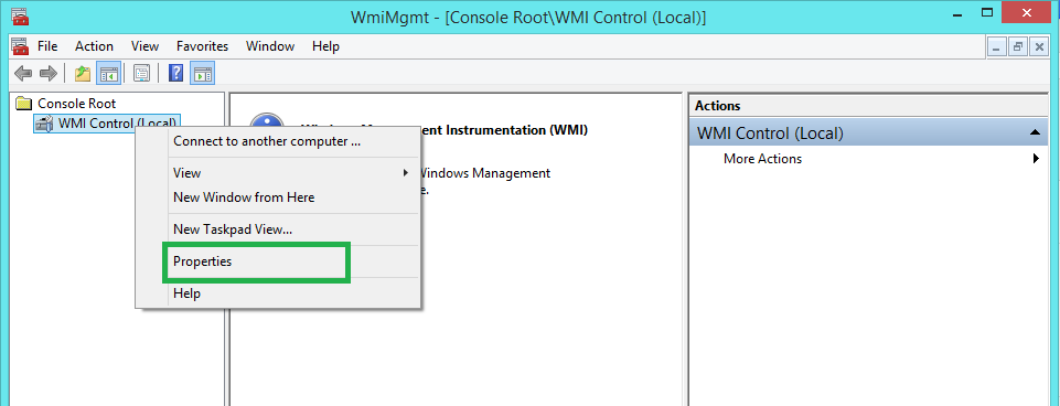How to troubleshoot WMI errors | Knowledge Base